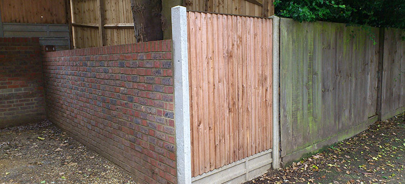 Fencing by Moore Home Improvements Hertford