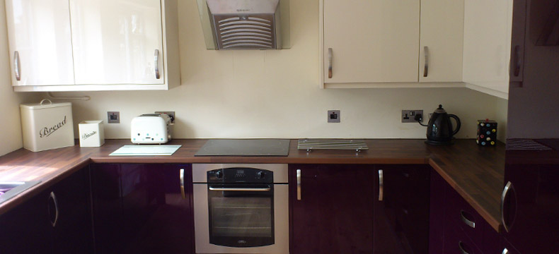 Kitchen by Moore Home Improvements Hertford